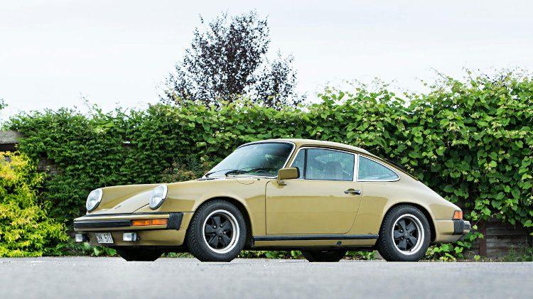 The Bridge 1977 Porsche 911S Coupe
