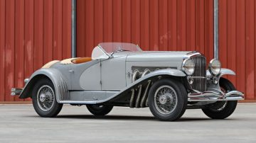 1935 Duesenberg SSJ - the Most-Expensive American and Prewar Car Ever sold at public auction