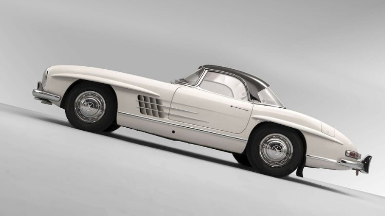 1963 Mercedes-Benz 300 SL Record