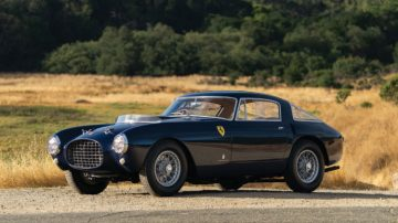 1953 Ferrari 250 MM Berlinetta