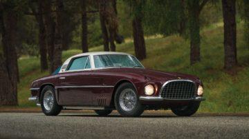 1954 Ferrari 375 America Coupe