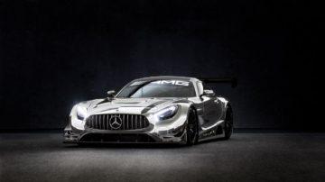 2017 Mercedes-AMG GT3 'Laureus'