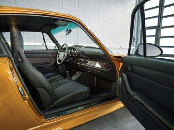 "2018 Porsche 911 Turbo Classic Series ""Project Gold"