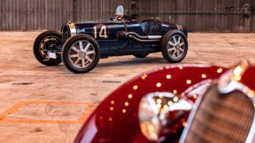 1931 Bugatti 51 Grand Prix - Kevin van Campenhout © Artcurial
