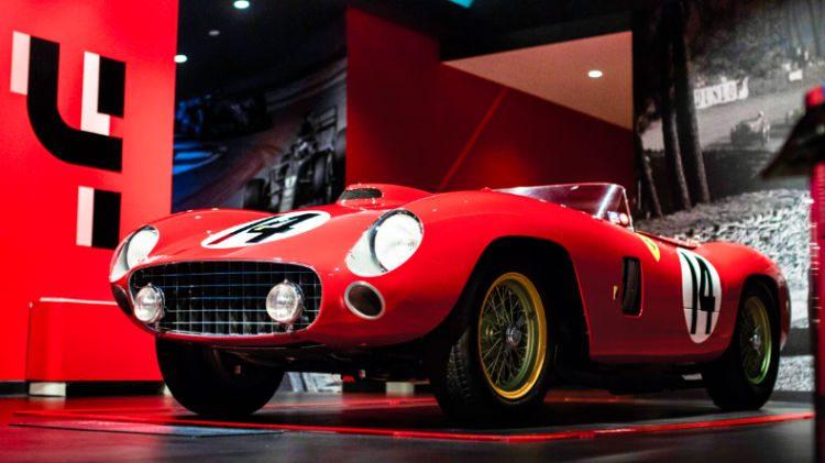 1956 Ferrari 290 MM