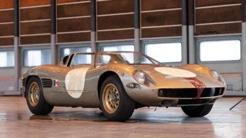 1966 Serenissima Spyder by Fantuzzi