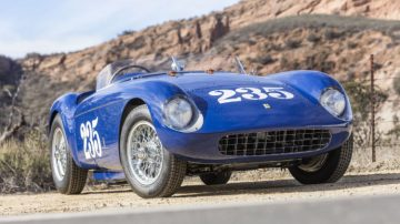1954 Ferrari Mondial Front