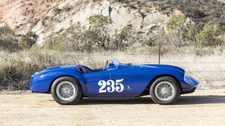 1954 Ferrari Mondial Profile