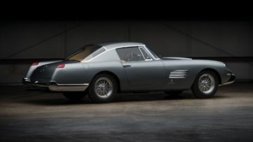 1957 Ferrari 250 GT Coupe Speciale Rear