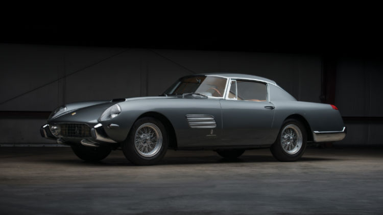 1957 Ferrari 250 GT Coupe Speciale