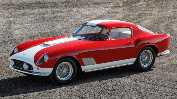 1958 Ferrari 250 GT Tour de France Berlinetta (Estimate: $5,750,000 – $6,500,000)