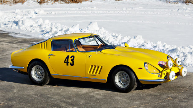 1964 Ferrari 275 GTB Prototype