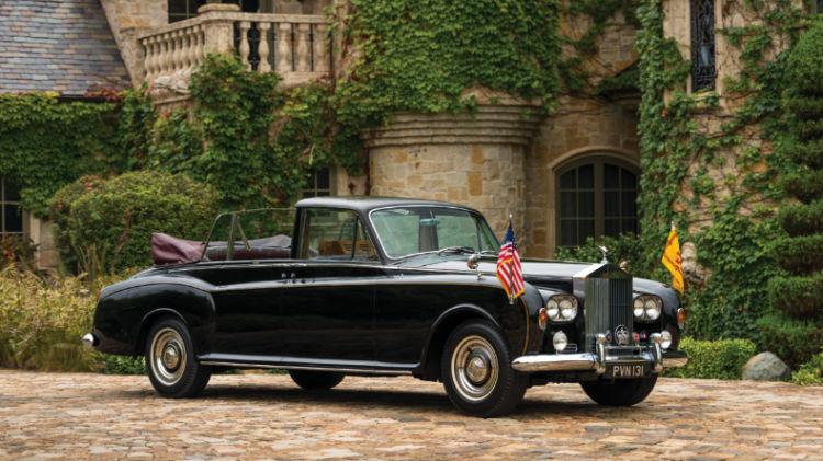 1967 Rolls-Royce Phantom V State Landaulet