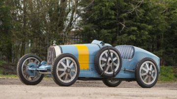 1928 Bugatti Type 43 Grand Sport Tourer