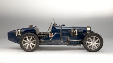 1931 Bugatti 51 Grand Prix © Christian Martin / Courtesy of Artcurial