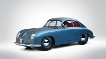 1950 Porsche 356 Split-Window 'Four Digit' Coupé