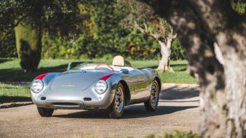 1957 Porsche 550 A Spyder  © Loïc Kernen / Courtesy of Artcurial