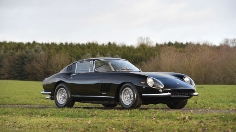1966 Ferrari 275 GTB/6C Alloy Berlinetta