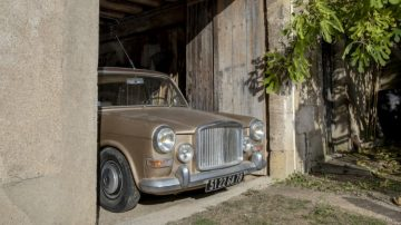 1966 Vanden Plas Princess 1100 Saloon
