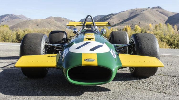 1969 Brabham-Cosworth BT26A