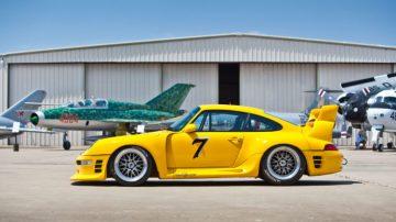 1997 Ruf Porsche CTR2 Sport Prototype