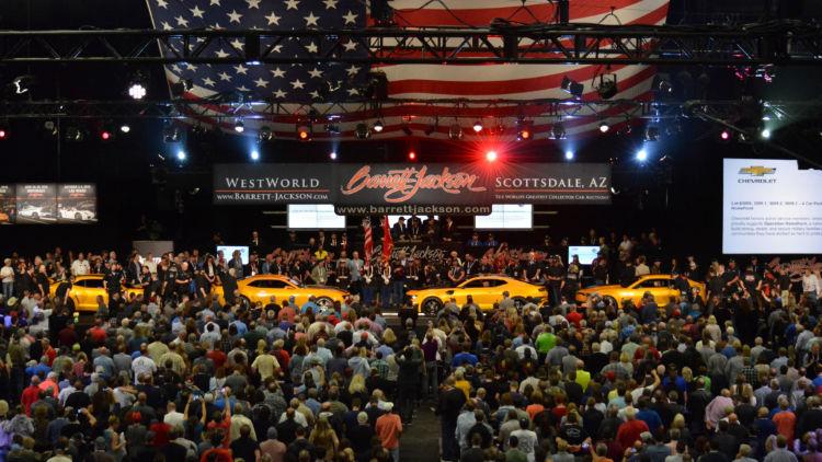 Chevrolet Bumblebee Camaro Collection