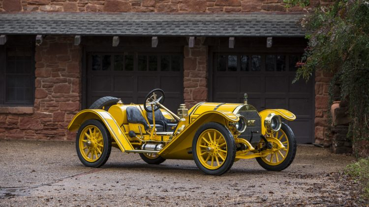 1913 Mercer Type 35J 'Raceabout'