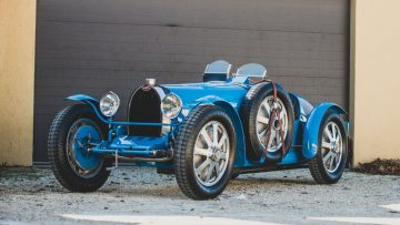 1933 Bugatti Type 51 Grand Prix Darin Schnabel ©2019 Courtesy of RM Sotheby's