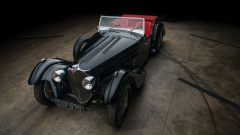 1937 Bugatti SC Tourer by Corsica