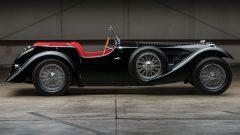 1937 Bugatti SC Tourer by Corsica Profile