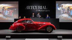 1939 Alfa Romeo 8C 2900B Touring Berlinetta