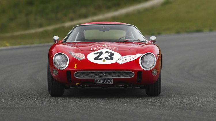 1962 Ferrari 250 GTO: Most-Expensive Car in the World