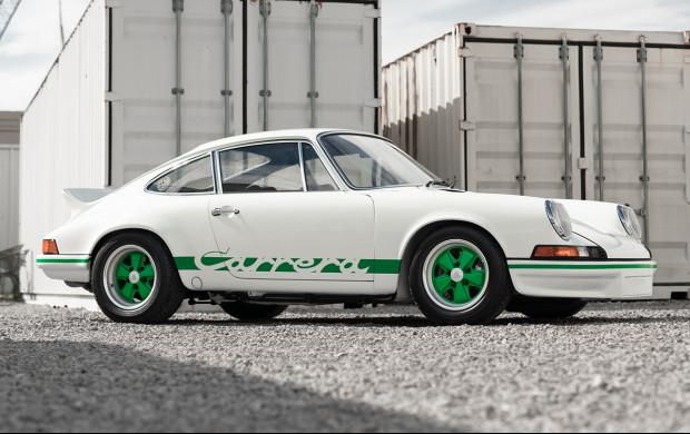 1973 Porsche 911 Carrera 2.7 RS Lightweight (Estimate: $1,000,000 – $1,200,000)