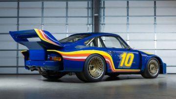 1979 Porsche 935 (Estimate: $2,550,000 – $3,000,000)