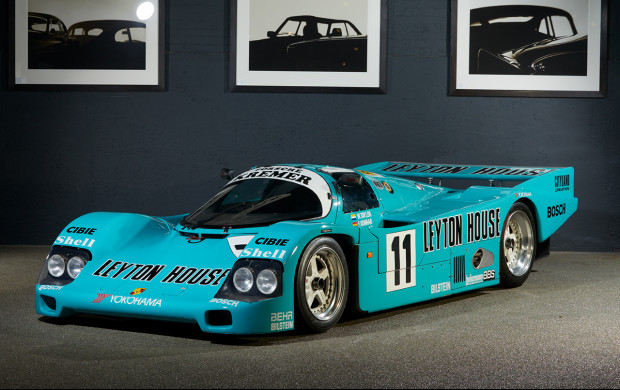 1987 Kremer Porsche 962C (Estimate: $1,000,000 – $1,250,000)