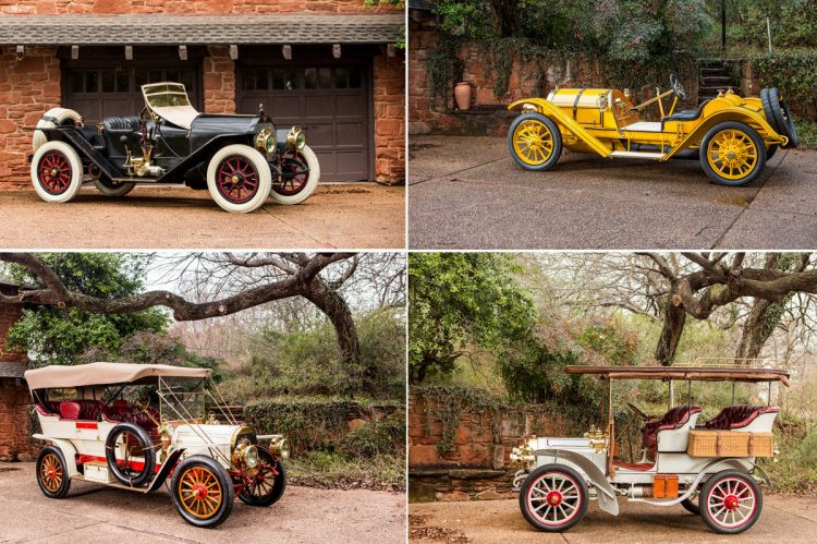 Boulton Collection Cars