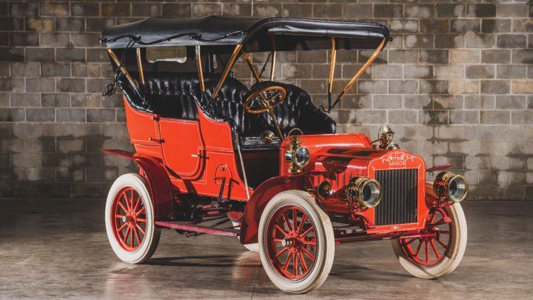 1906 Mason Touring, chassis no. 77