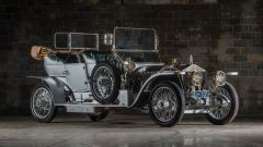 1909 Rolls-Royce 40/50 HP Silver Ghost Roi des Belges, chassis no. 1203