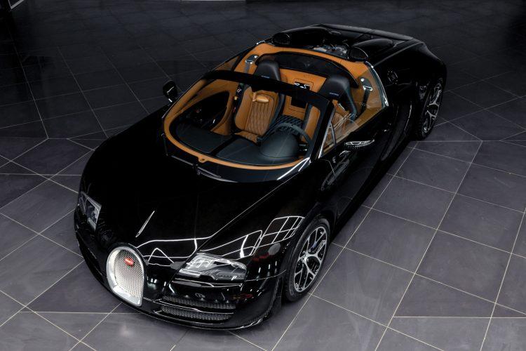 2013 Bugatti Veyron 16.4 Grand Sport Vitesse Dmitriy Bruss ©2019 Courtesy of RM Sotheby's