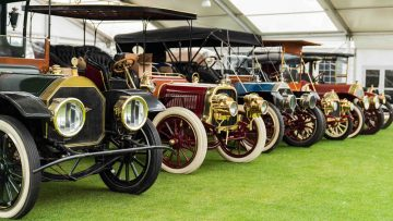American Brass Era Cars