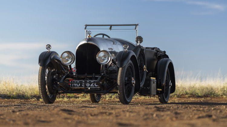 1922 Bentley 3 Liter Sports Tourer Front