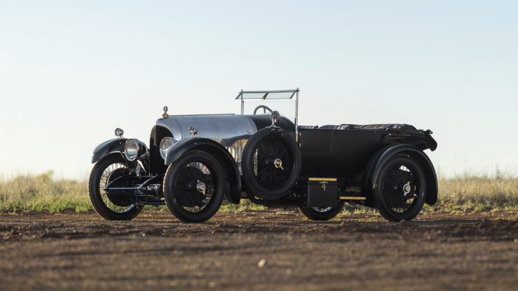 1922 Bentley 3 Liter Sports Tourer