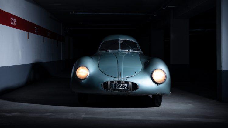 1939 Porsche Typ 64 Front