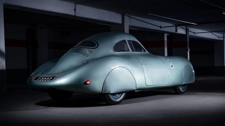 1939 Porsche Typ 64 Rear