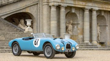 1952 Gordini Type 15S Barquette