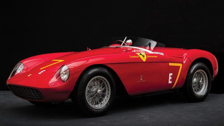 1954 Ferrari 500 Mondial Spider, chassis no. 0448 MD