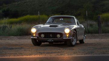 1962 Ferrari 250 GT SWB Berlinetta front
