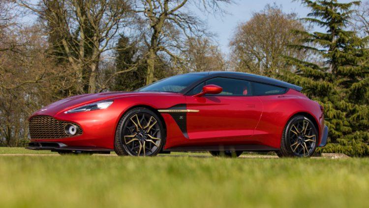 2019 Aston Martin Vanquish Zagato