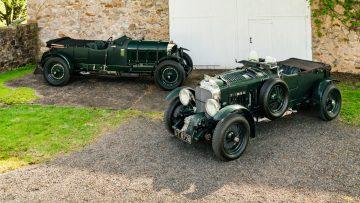 1930s Bentleys