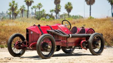 Red 1913 Isotta Fraschini Tipo IM